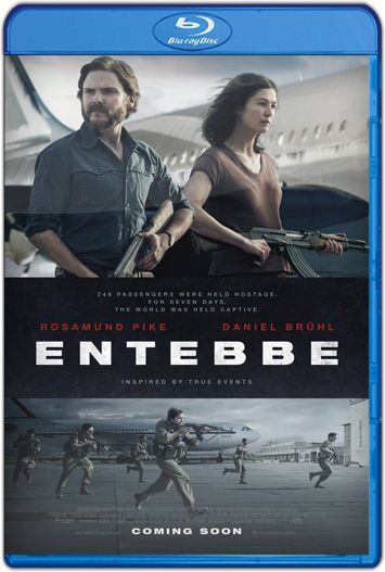 Rescate en Entebbe (2018) HD 1080p y 720p Latino