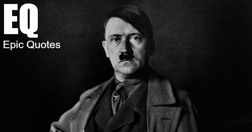 Ok Google Adolf Hitler