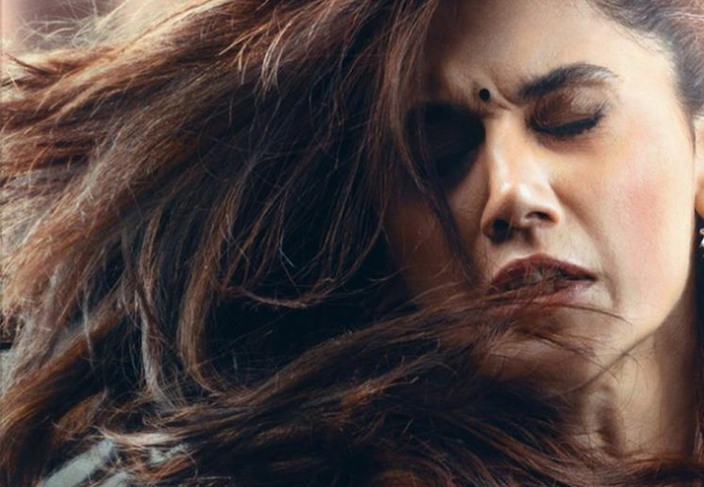 Thappad Poster,  Thappad Poster Release,  Taapsee Pannu,  Taapsee Pannu Film,  Taapsee Pannu Film Thappad Poster,  Thappad First Look Out,  Thappad First Look