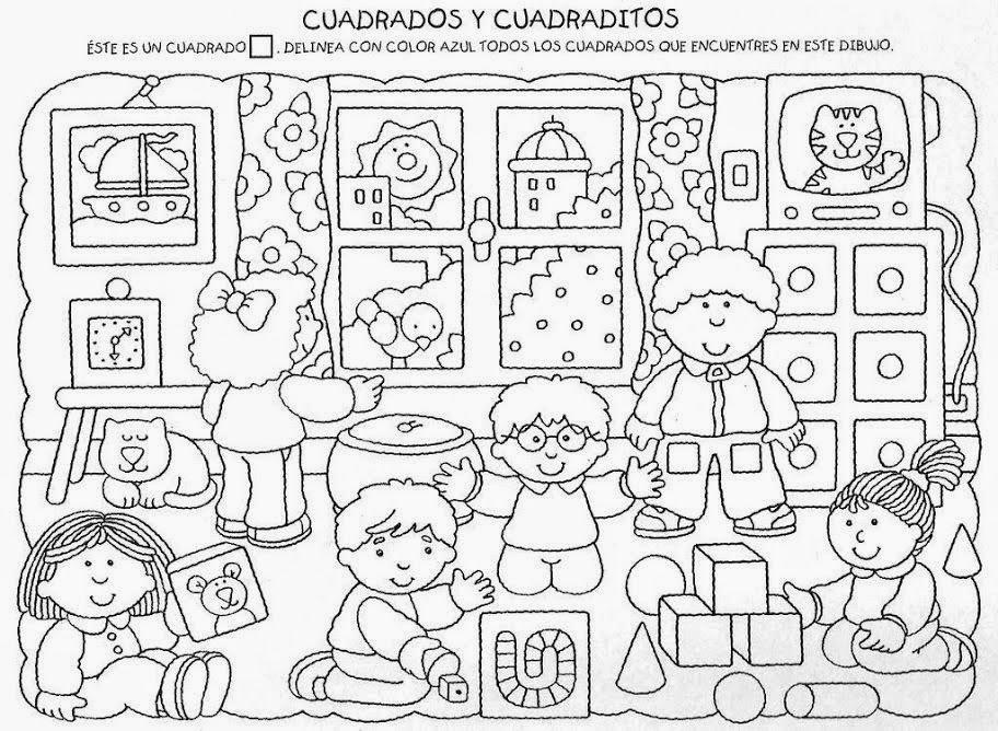Maestra de primaria 46 fichas b sicas y variadas para trabajar la atenci n - Colores para la concentracion ...