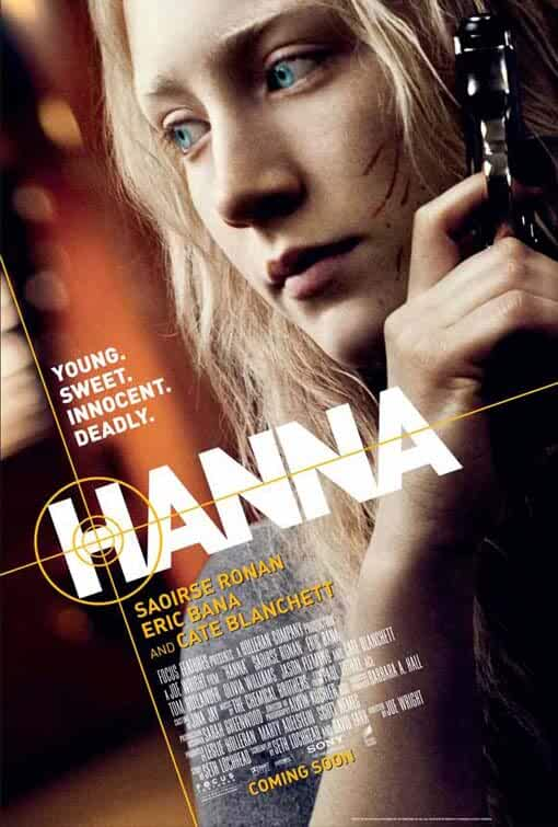 Hanna 2011 720p 800MB BRRip