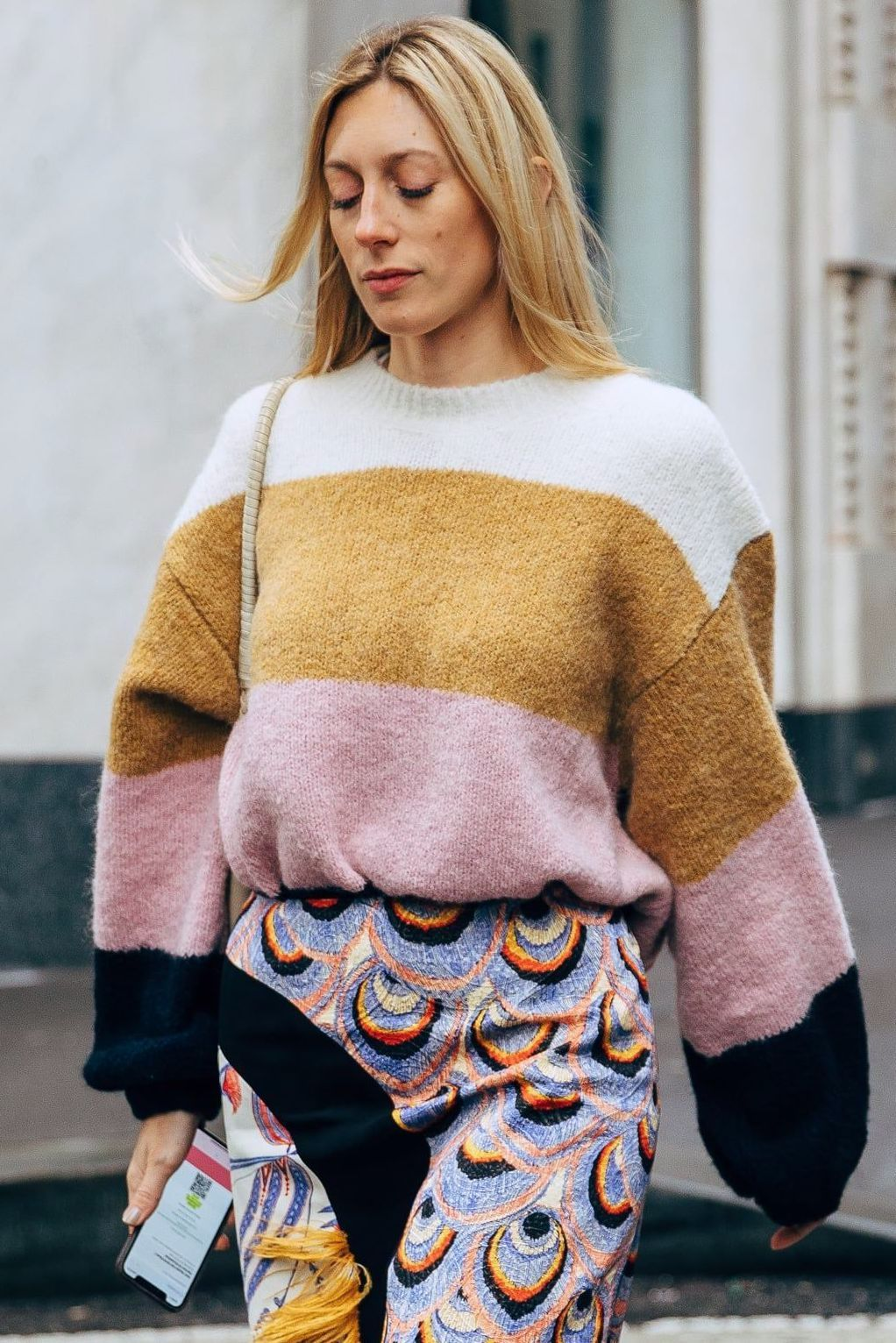 64 of the Best Colorblock Sweaters for Fall and Winter — Street Style Outfit Inspiration