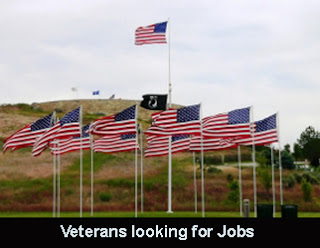 Veterans looking for Jobs