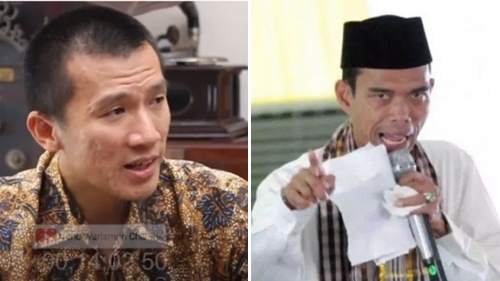 Yahya Waloni Ditangkap Bareskrim, Publik Langsung Seret Nama Felix Siauw dan UAS