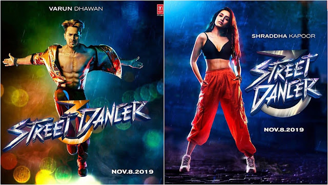 DOWNLOAD FULL HD STREET DANCER VARUN DHAVN, SHRADHHA KAPOOR,