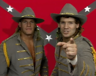 WCW Clash of the Champions XI - The Wild-Eyed Southern Boys