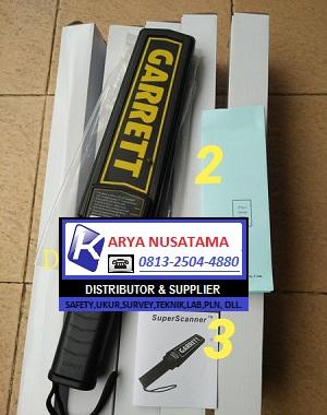 Jual Metal Detector GARRET METAL DETECTOR di Malang