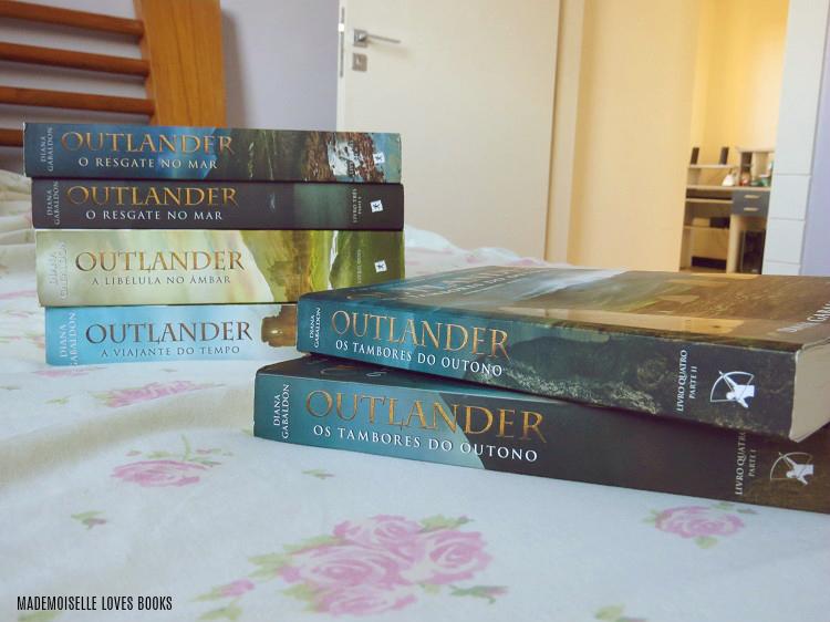 Mademoiselle Loves Books: Resenha: Os Tambores de Outono, Parte 2 - Diana Gabaldon