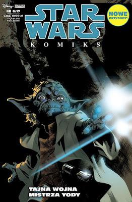 Zapowiedź Star Wars Komiks (6/2017): Tajna wojna mistrza Yody
