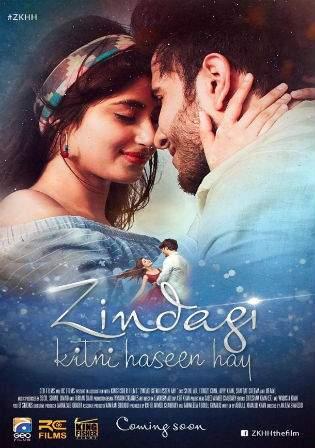 Zindagi Kitni Haseen Hai 2016 DTHRip 350MB Pakistani Urdu 480p Watch Online Full Movie Download bolly4u