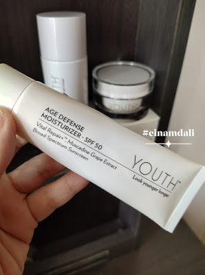 Shaklee Youth Moizturizer SPF50
