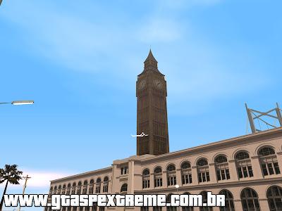 Big Ben Mod para GTA San Andreas