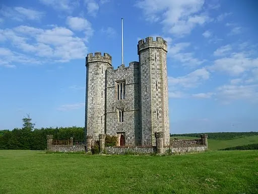 Hiorne Tower west sussex england