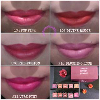 Lipstick-pixy-matte-in-love-swacth-bibir-1