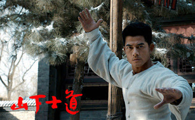 Sinopsis Film The Monk Comes Down The Mountain (Aaron Kwok, Vanness Wu)