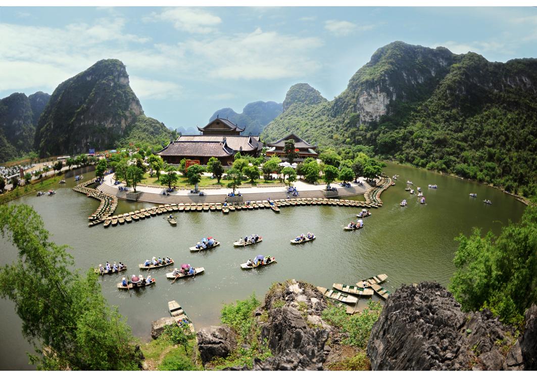 tràng an- kinh nghiệm du lịch Ninh Bình