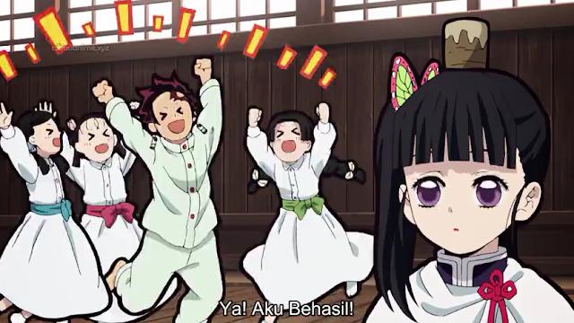 Kimetsu no Yaiba Episode 25 Subtitle Indonesia