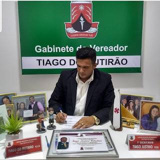 Vereador Tiago do Mutirão cobra da prefeitura medidas urgentes para Guarabira