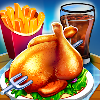 Cooking Express : Star Restaurant Cooking Mod Apk
