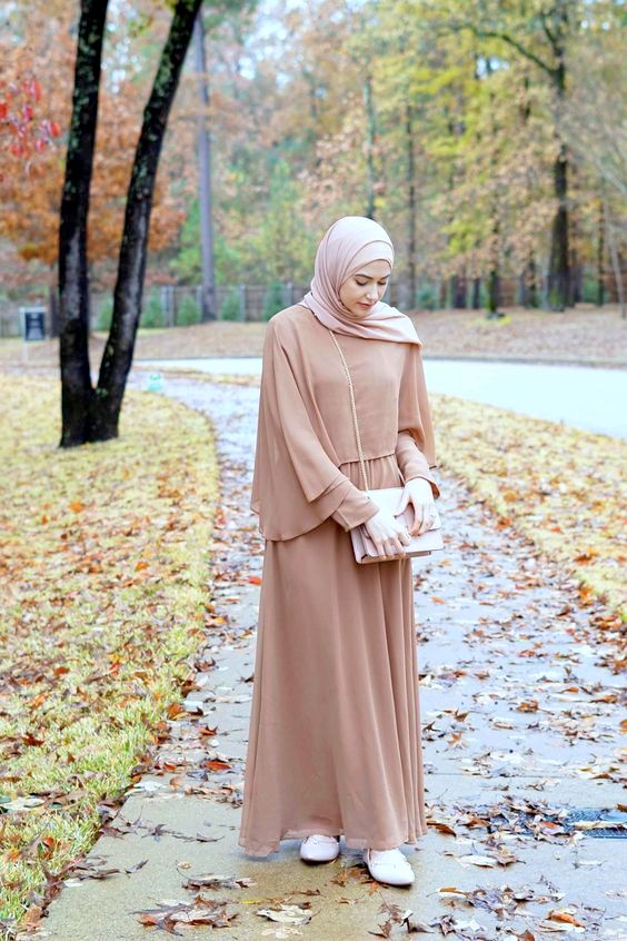 Model Busana Muslim Dress kedua