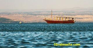 قصة الملحد والقارب