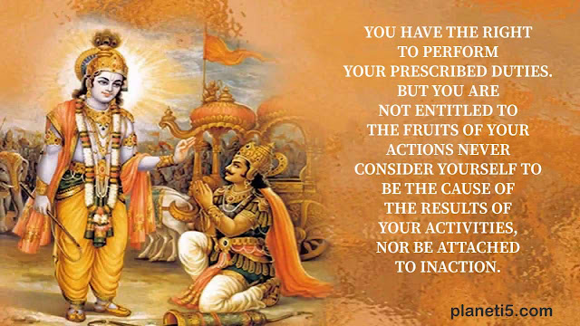 Great Success Secrets In Bhagavad Gita, Secret of Success from Bhagavad Gita