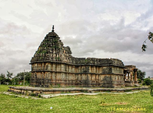 Sri Yoga Narasimha Temple, Baggavalli