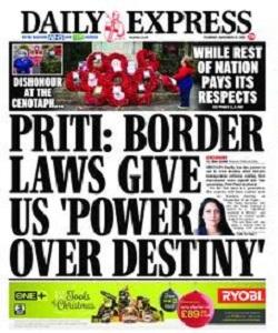 Daily Express Magazine 12 November 2020 | Daily Express News | Free PDF Download