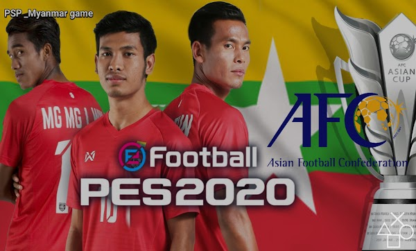 eFootball pes 2020 Update | PPSSPP Download