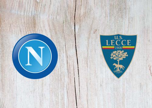Napoli vs Lecce -Highlights 9 February 2020