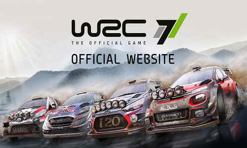 WRC 7 Game Free Download