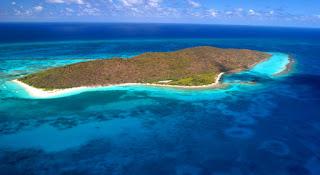 Honeymoon Destinations US Virgin Islands buck island