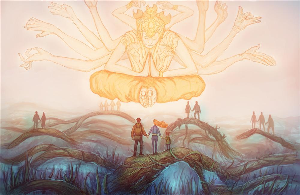 Namaste Nedir?