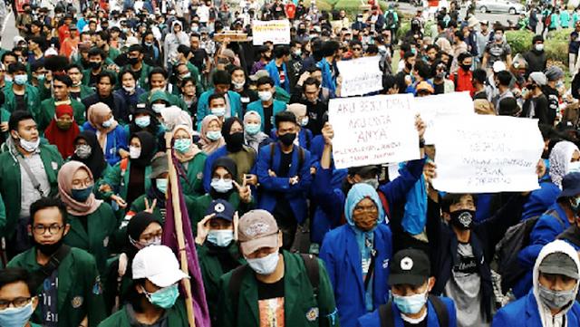 BEM SI Beri Ultimatum Kepada Jokowi 8 x 24 Jam, Jika Tidak Dipenuhi, Ini Yang Bakal Mereka Lakukan