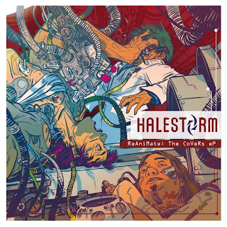 Halestorm - Bad Romance
