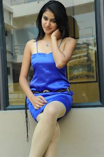New Actress Simran dazzling Pos 003