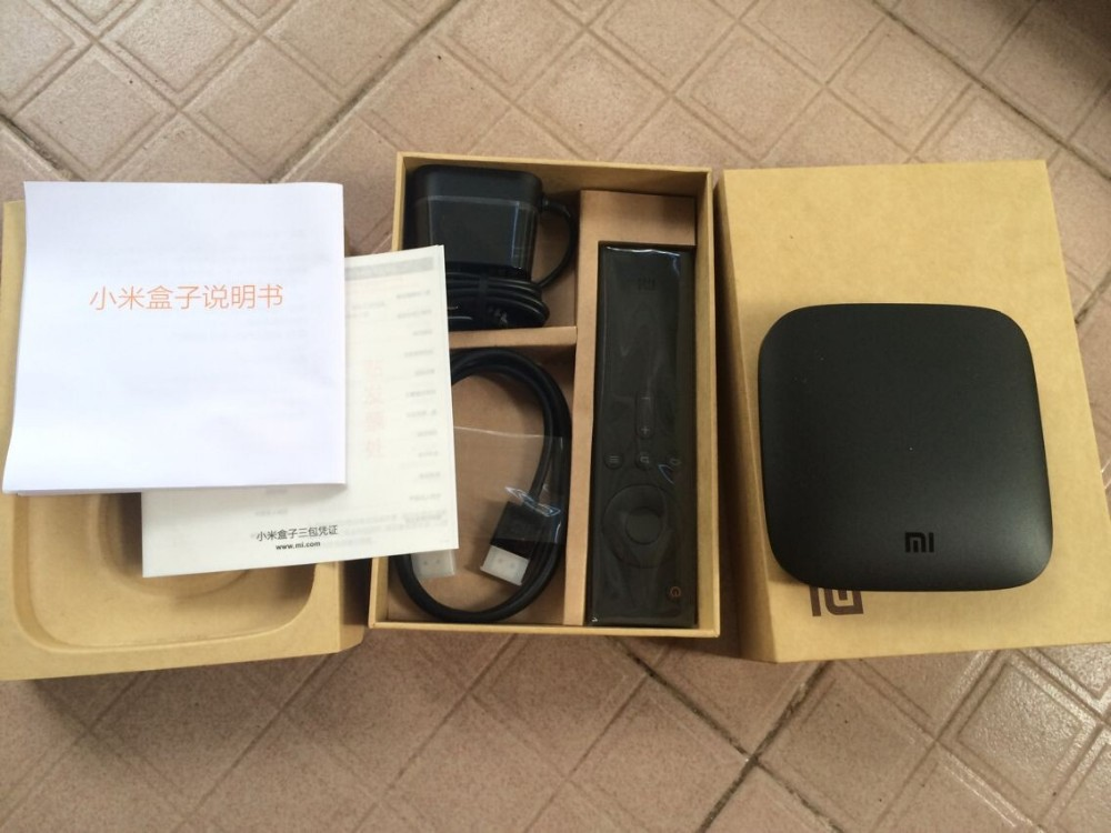 A Minha Casa Digital Pr 233 Venda Xiaomi 3 Tv Box Amlogic S905