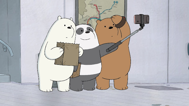 we bare bears hbo go