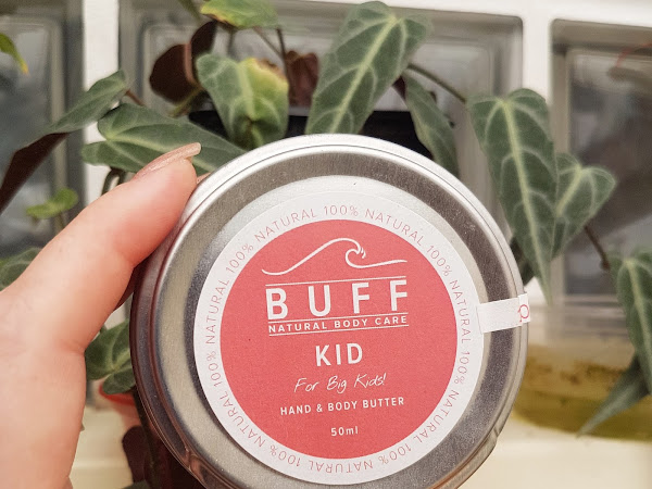 Buff Kid Hand & Body Butter Review - The Snapshot Series