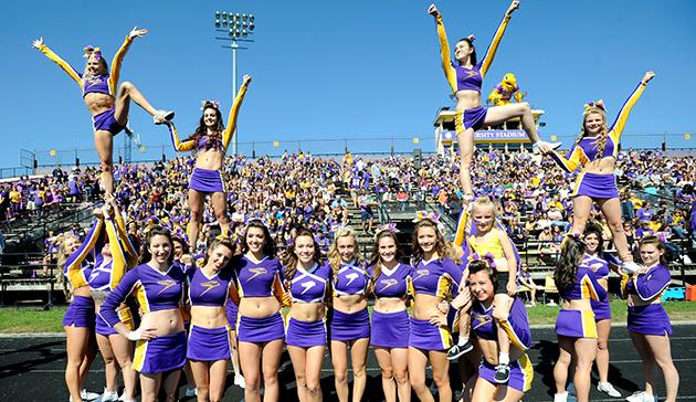 Sejarah Cheerleader