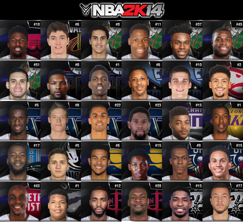 NBA 2k14 Roster update - July 21, 2017 - HoopsVilla