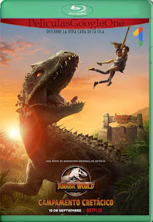 Jurassic World: Campamento Cretácico (2020) Temporada 1 [1080p Web-Dl] [Latino-Inglés] [LaPipiotaHD]