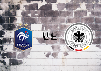 Francia vs Alemania  Resumen y Partido Completo