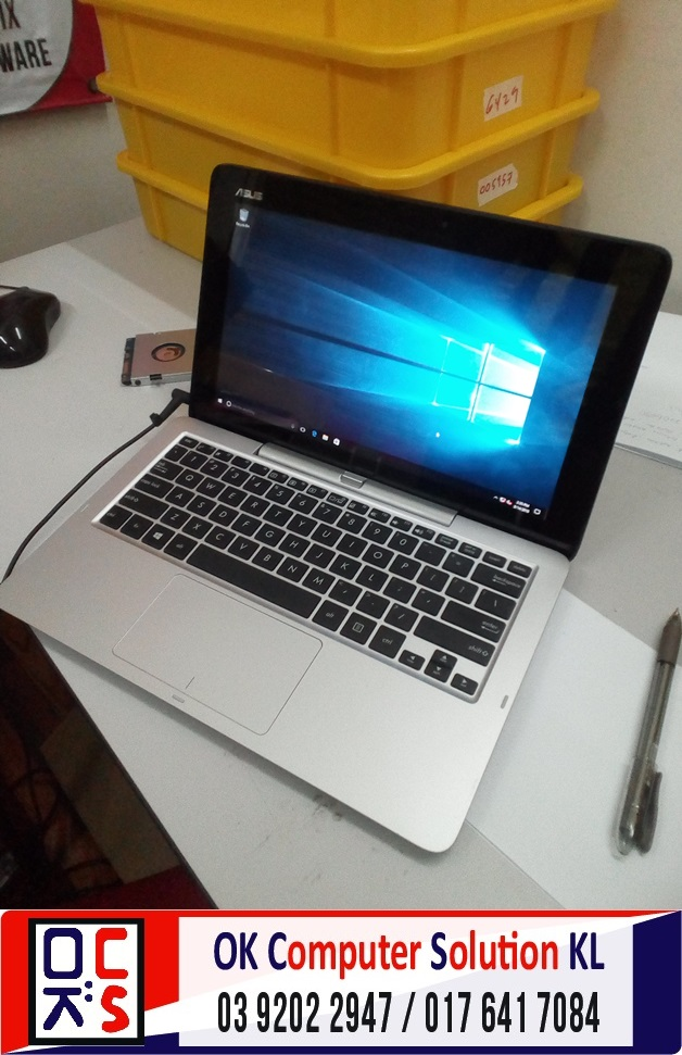 [SOLVED] AUTO SHUTDOWN ASUS T200TA | REPAIR LAPTOP CHERAS 7
