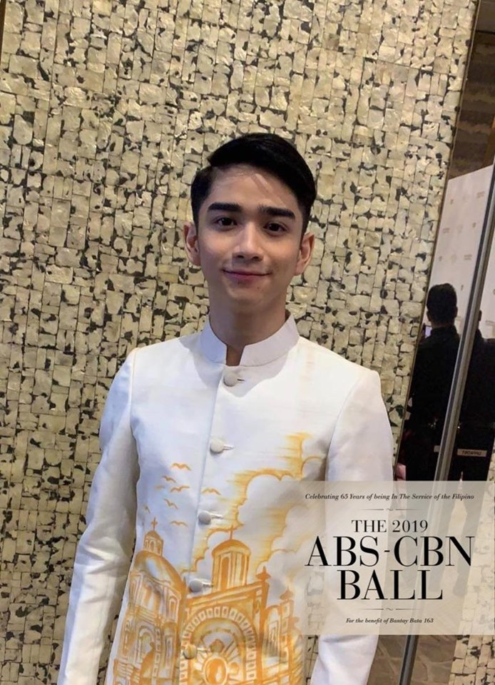 Zaijan Jaranilla ABS-CBN Ball 2019
