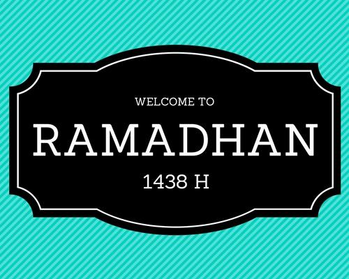 sambut ramadhan dengan pantun