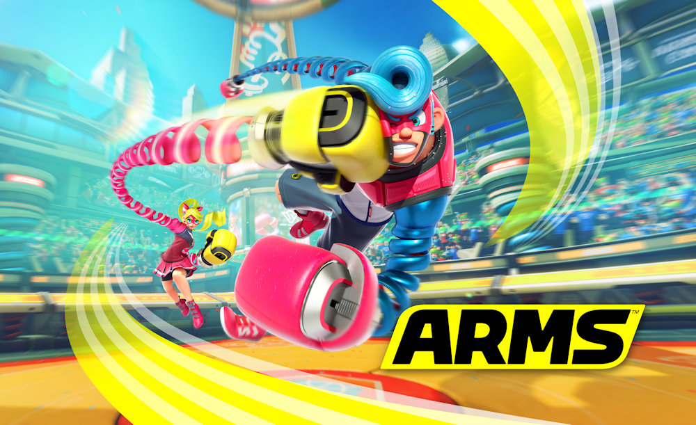 The Qwillery Arms For Nintendo Switch Is Out Now
