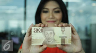 5 ribu rupiah