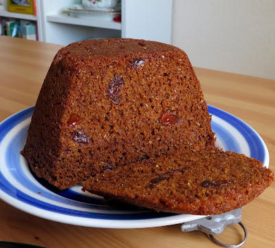 Grandmother's Steamed Brown Bread
