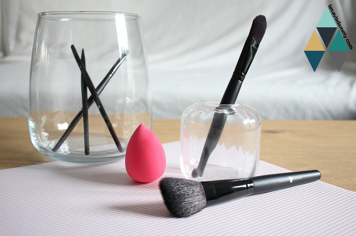 avis test revue beauté pinceau makeup